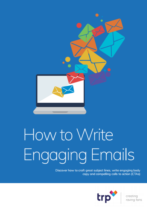 How to Write Engaging Emails TRP