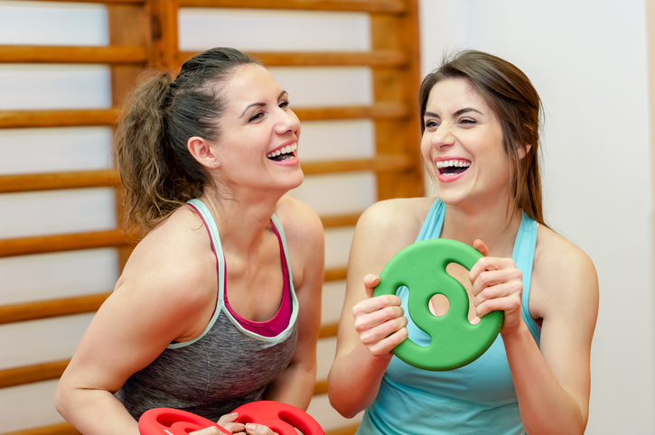 Get New Members Into Group Exercise With the Help of Your Raving Fans