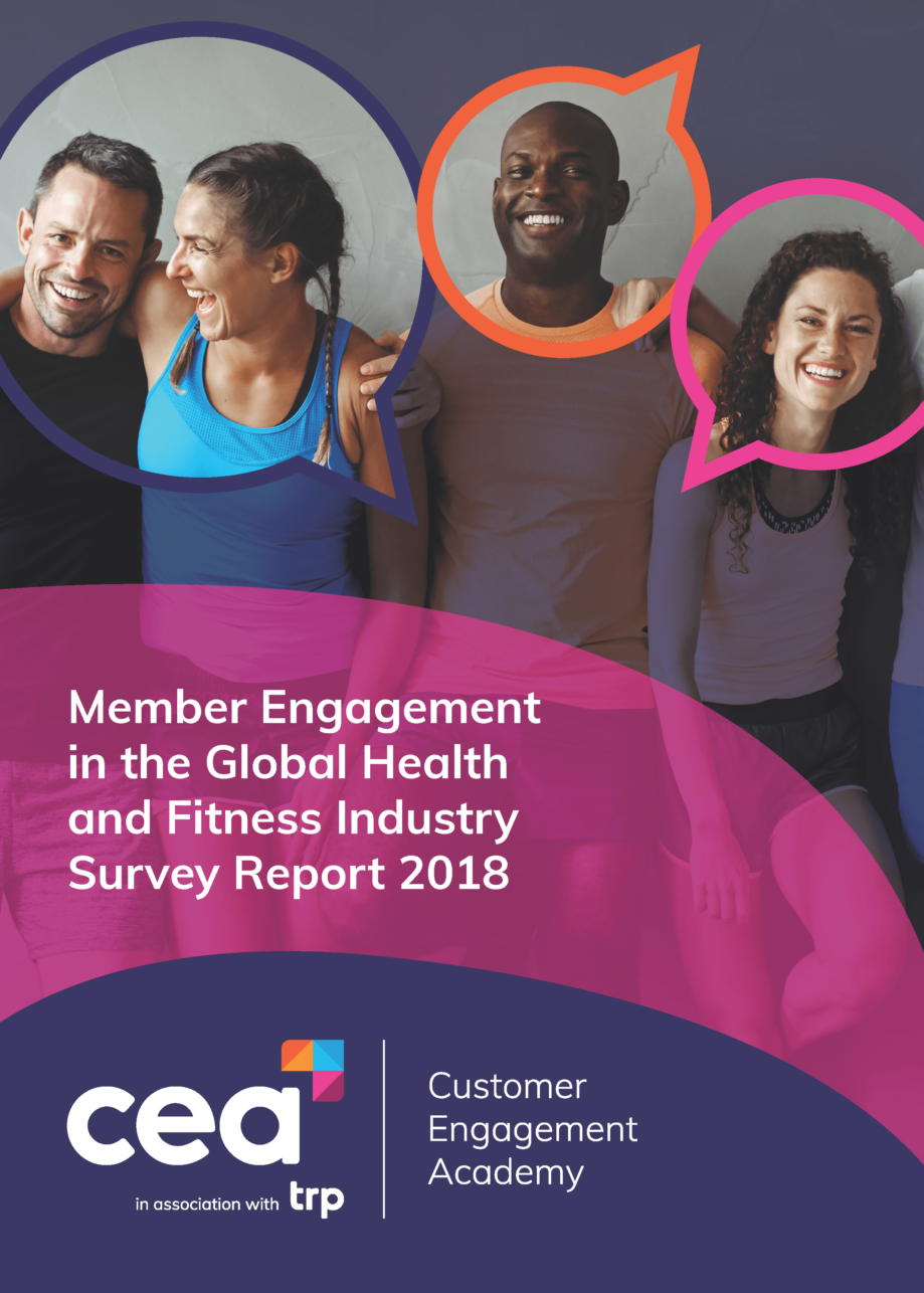 CEA Member Engagement in the Global Health and Fitness Industry Survey Report 2018